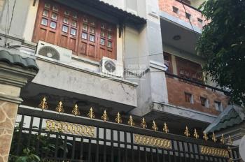 Bán biệt thự mặt tiền nội bộ Phường Tân Thành, Quận Tân Phú, 8x17m vuông vức, 1 trệt 2 lầu, 6PN