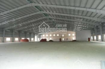 Cho thuê kho 3.400m2 mặt tiền đường An Hạ, Xã Phạm Văn Hai, Huyện Bình Chánh, HCM