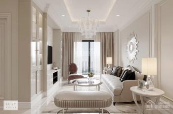 Tôi cần cho thuê gấp căn 2PN nội thất cao cấp rẻ nhất thị trường, 80m2, Vinhomes Ba Son, quận 1
