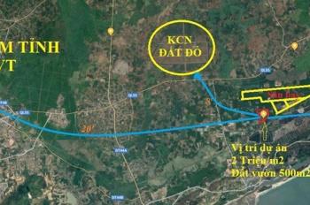 Bán nhanh 1.130m2 đất ven biển Lộc An, Đất Đỏ, Bà Rịa Vũng Tàu mặt tiền 35m- Giá 1 tỷ 950