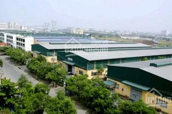 Bán nhà máy công nghiệp DT 1ha, 2ha, 4,2ha tại KCN Ngọc Hồi, Thanh Trì, Hà Nội, LH: 0903425299