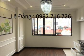 Bán nhà phố Hoàng Ngân, Trung Hòa, Cầu Giấy, DT 80m2 x 7 tầng thang máy, tiện KD, VP. Giá 16,3 tỷ