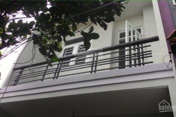 Nhà đúc 1 lầu 4x10m, đường Quang Trung vô 100m. Giá 2 tỷ 830tr, có 3PN