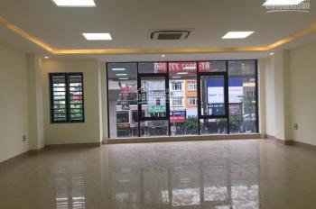 Cho thuê nhà mặt phố Tô Hiến Thành, DTSD: 180m2, MT: 8.2m, giá thuê: 100tr/tháng, riêng biệt