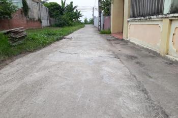 Bán lô đất 50m2, ngõ 3.5m, gần KCN Tràng Duệ, giá 215 triệu. LH 0396518309