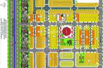 Ngân hàng thanh lý 2 lô đất dự án Phú Hồng Thịnh giá gốc 28tr/m2, sổ hồng, đường rộng 22m