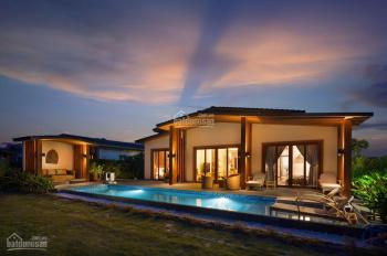 Chính chủ bán lại biệt thự Movenpick Cam Ranh, căn góc 3 mặt tiền, 3PN, 10%/năm, 24 tỷ, 0917183396