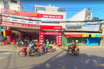 Cho thuê gấp nhà ngay góc 2 mặt tiền Phạm Văn Chiêu, Q. GV, DT 20x25m, khu KD ăn uống nhộn nhịp