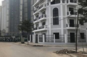 Cho thuê nhà liền kề 4 tầng x 68 m2 tại KĐT Đại Kim, Nguyễn Xiển Hoàn thiện đẹp, full nội thất