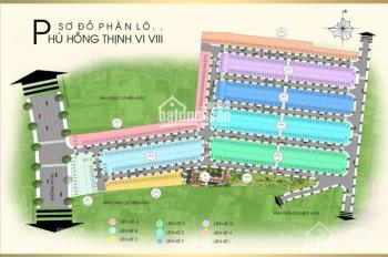 Bán 3 lô trục chính Phú Hồng Thịnh 8 giá đầu tư cực tốt. 0779992278