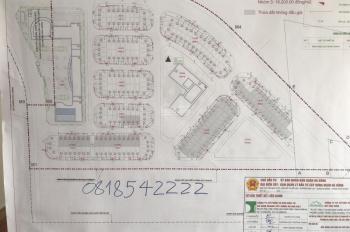 Bán lô LK3 ô 22 đất đấu giá Phú Lương 2, khu Đồng Bo Đồng Chúc giá 37.5tr/m2