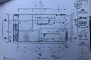 Tôi cần bán nhanh lô biệt thự song lập Nguyễn Tuân, giá rẻ Quận Thanh Xuân, Hà Nội