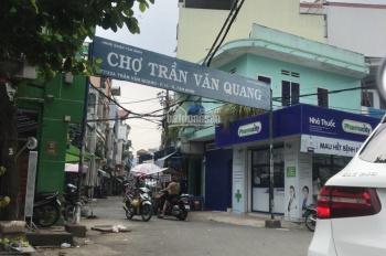 Bán nhà mặt tiền chợ Trần Văn Quang Q Tân Bình 7,7 tỷ