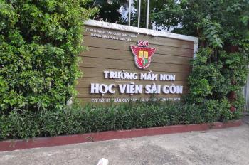 Bán nhà trung tâm quận Bình Thạnh, MẶT TIỀN đường Trần Quý Cáp gần Nơ Trang Long