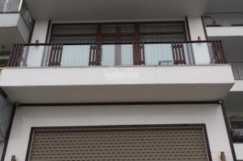Bán nhà mặt phố Trương Hán Siêu diện tích 140m2 xây 8 tầng, thang máy, sổ đỏ chính chủ, 1 chủ