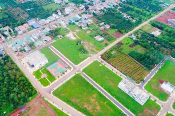 Đất nền giá rẻ ngay trung tâm thị xã Buôn Hồ, Đắk Lắk. CĐT VN Đà Thành tung ra block đẹp nhất