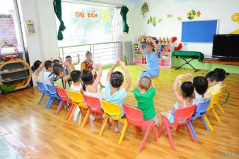 Chuyển nhượng trường mầm non tại Văn Phú, Hà Đông