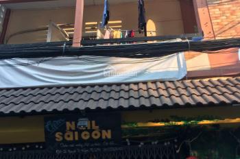 Gia đình xuất cảnh bán gấp góc 2 MT Nguyễn Thị Huỳnh, P8, Phú Nhuận, DT 101m2, 5 tầng. Giá 19.5 tỷ