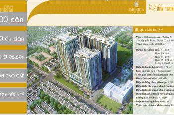 Suất mua shophouse thương mại dự án Imperia Garden, 203 Nguyễn Huy Tưởng giá tốt