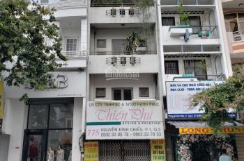 Bán nhà ngay phố đi bộ Lê Lợi - Pasteur, P. Bến Nghé Q.1, DT: 4x20m, kết cấu 3 tầng, giá 20 tỷ