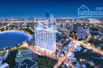 Cần bán gấp căn hộ 2PN tầng 18 giá 4,2 tỷ B6 Giảng Võ -  LH 0838906666