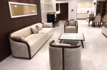 Cho thuê căn hộ cao cấp tại D'. Le Pont D'or, Tân Hoàng Minh, 36 Hoàng Cầu 130m2, 3PN, giá 17tr/th