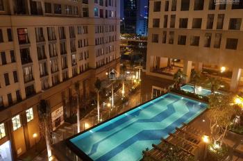 Cần cho thuê nhà mới đẹp 2PN 1WC, Saigon Royal, q4. View hồ bơi, giá rẻ: 18tr/tháng