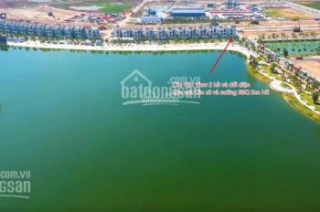 Căn góc shophouse mặt hồ - CC cần nhượng lại căn góc siêu phẩm view 2 hồ HA - 139, LH 094.941.5555