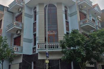 Cho thuê nhà 2 mặt đường tại đường Lương Thế Vinh và Đào Duy Từ - KĐT Đông Nam Cường Hải Dương