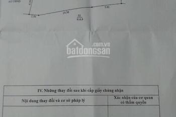 Bán 149.5m2 đất khu 7 Việt Hòa, giá 550tr, ngõ ô tô vật liệu vào thoải mái, mặt hơn 6m, hướng Đông