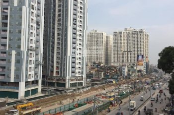 Nhà mặt phố vip Minh Khai 52m2, 5T, MT 4m, 14.5 tỷ cạnh Times City, vỉa hè 10m, 0903229066