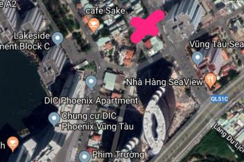 Cho thuê khách sạn mặt tiền nguyễn hữu cảnh đối diện seaview 2