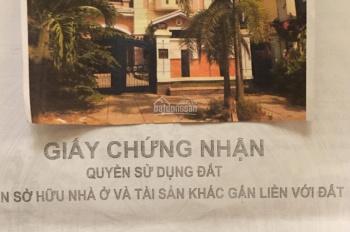 Biệt thự MT đầu đường Bùi Tư Toàn, Bình Tân, DT 10*28m, DTCN 200m2, 15tỷ TL