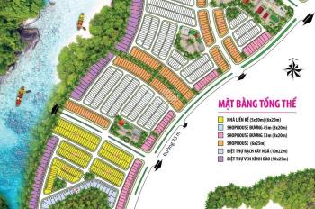 Cần bán lô đất HD07, đường 21m, 2 mặt tiền trước sau, khu 4, khu đô thị Long Hưng City