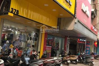 Cho thuê cửa hàng 378 Hồ Tùng Mậu - Cầu Giấy - Hà Nội
