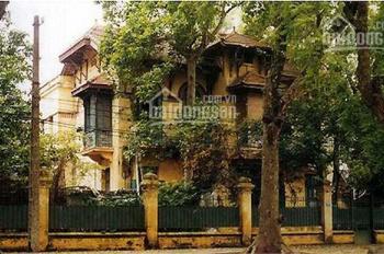 Bán biệt thự phố cổ Hà Nội DT 360m2, mặt tiền 15m, 3 tầng đẹp như hoa hậu