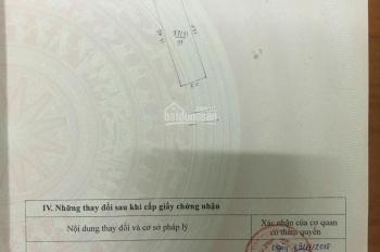 Bán đất địa chỉ xóm Vang Cổ Loa, huyện Đông Anh, TP Hà Nội, diện tích: 91m2, rộng: 5m