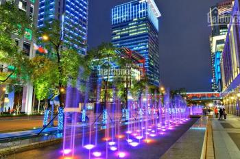 Cho thuê shophouse 118m2 chung cư Melody Residences, Quận Tân Phú