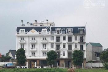 Bán liền kề đô thị Thiên Mã - Cơ hội đón đầu khu đô thị Hòa Lạc. ĐT: 0904006006