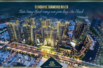 Sunshine Diamond River-CH chuẩn 4.0 mang phong cách resort + tặng sân vườn, cho vay 70% với LS 0%