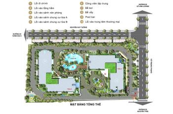 Chung cư Rivera Park Nghĩa Tân - Cầu Giấy chỉ từ 40tr/m2