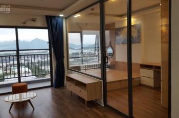 Bán căn hộ cao cấp 1PN tầng cao full nội thất 100%, giá rẻ thị trường. LH: 0935625043