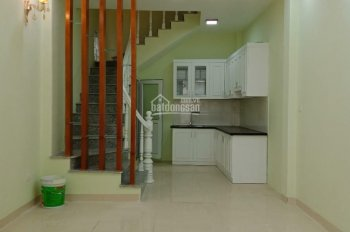 Bán nhà xây mới (4T* 32m2*1,45 tỷ) phường Phú Lương - Hà Đông, giao thông thuận tiện. 0989094062