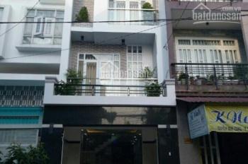 Cho thuê nhà mặt tiền đường Phạm Văn Hai, P5, Tân Bình (có nội thất - máy lạnh)