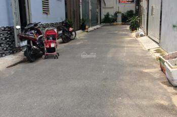 Bán nhà đường 5m, Cây Trâm, P11, DT 5x20m ngay ngã 4 Lê Văn Thọ X Cây Trâm, sau mặt tiền 1 căn