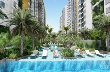 chính chủ cho thuê CHCC Him Lam Phú An, 70m2, 2PN, nội thất cao cấp,giá 10 triệu/tháng,view nội khu