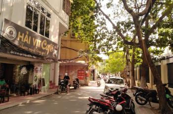 Bán nhà phố Nguyễn Công Hoan, Ba Đình, 132m2 x 5T, mặt tiền 9m