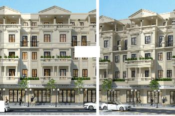 Bán nhà phố cao cấp tại quận Gò Vấp Cityland Park Hills giá trực tiếp từ Chủ Đầu Tư