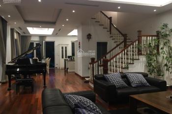 Cho thuê biệt thự đơn lập tại Vinhomes Riverside Long Biên, đủ nội thất, 45 tr/th. LH: 0936.373.996