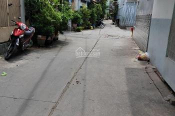 Bán nhà MT đường 702 Hồng Bàng, P. 1, Q. 11 DT 4.1x7.3m, DT sàn 58.2m2, trệt lầu 2PN. Giá 3.8 tỷ TL